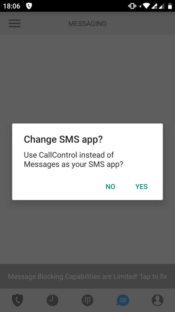 Call Control Android – Call Control